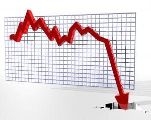bad chart - downward spiral