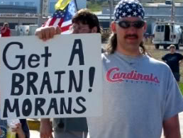Get A Brain! Morans - Did St. Louis Hack the Astro's database